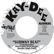 Kenny Dope - Wildstyle Breakbeats: Down By Law / Subway Beat
