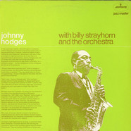 Johnny Hodges With Billy Strayhorn - Johnny Hodges With Billy Strayhorn And The Orchestra