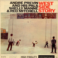 André Previn & His Pals - West Side Story
