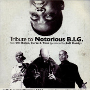 Notorious B.I.G. Feat. Olli Banjo, Curse & Tone - Tribute To Notorious B.I.G.