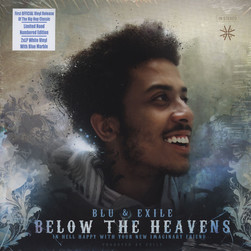 Blu & Exile - Below The Heavens White Edition