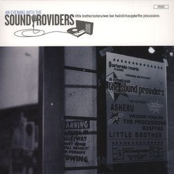 Sound Providers - An Evening With The Sound Providers Colored Vinyl Edition