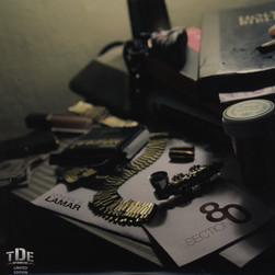 Kendrick Lamar - Section 80 Black Vinyl Edition