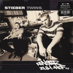Stieber Twins - Fenster Zum Hof ... MZEE Records x hhv.de Grey Vinyl Edition