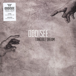 Oddisee - Tangible Dream Silver Vinyl Edition