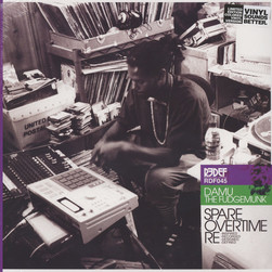 Damu The Fudgemunk - Spare Overtime Purple Vinyl Edition