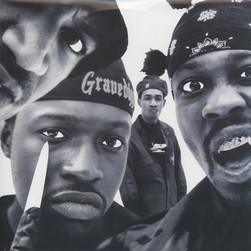 Gravediggaz - 6 Feet Deep Coloured Vinyl Edition