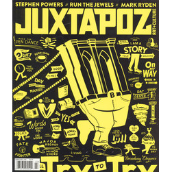Juxtapoz Magazine - 2016 - 02 - February
