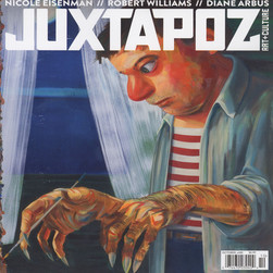 Juxtapoz Magazine - 2016 - 10 - October