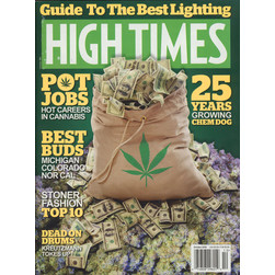 High Times Magazine - 2016 - 10 - October