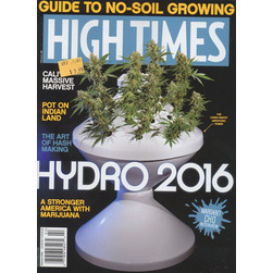 High Times Magazine - The Best Of High Times - Grow Guide 2016