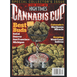High Times Magazine - The Best Of High Times - Cannabis Cup