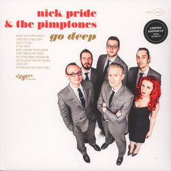 Nick Pride & The Pimptones - Go Deep