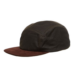 Barbour - Wax Flat Bill Cap