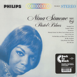 Nina Simone - Pastel Blues Back To Black Edition