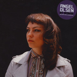 Angel Olsen - My Woman Black Vinyl Edition
