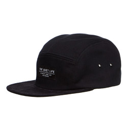 The Quiet Life - Cord Combo 5-Panel Cap