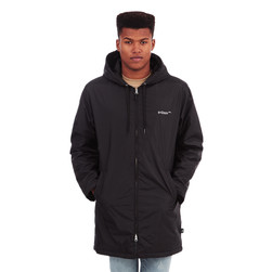 Stüssy - Insulated Long Hooded Coach Jacket