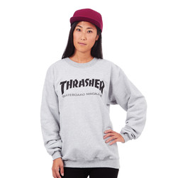 Thrasher - Women's Skate Mag Crewneck Sweater