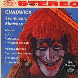 Chadwick / Hanson / Eastman-Rochester Orchestra - Symphonic Sketches