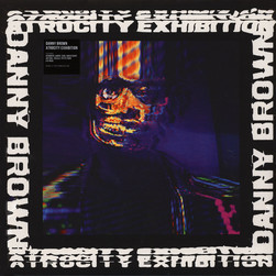 Danny Brown - Atrocity Exhibition Black Vinyl Edition