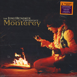Jimi Hendrix Experience, The - Live At Monterey 180g Vinyl Edition