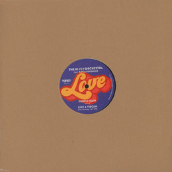Hi-Fly Orchestra, The - Love EP