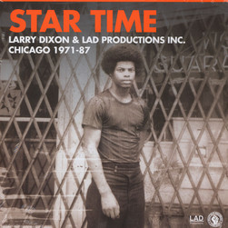 Larry Dixon & LAD Productions Inc - Star Time 4LP Boxset
