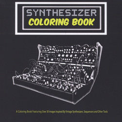 V.A. - Synthesizer Coloring Book