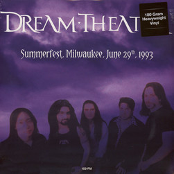 Dream Theater - Live At Summerfest In Milwaukee June 29, 1993