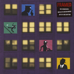 Adrian Moore - OST Framed