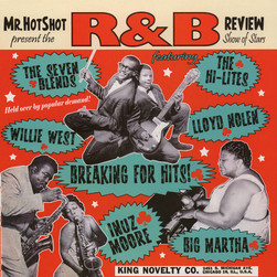 V.A. - Mr. Hot Shot R&B Review Volume 3