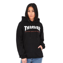 Thrasher - Women's Two-Tone Skate Mag Hoodie