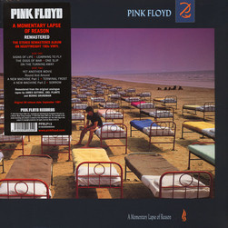 Pink Floyd - A Momentary Lapse Of Reason 20th Anniversary Edition