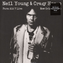 Neil Young & Crazy Horse - Live At Farm Aid 7 In New Orleans September 19 1994