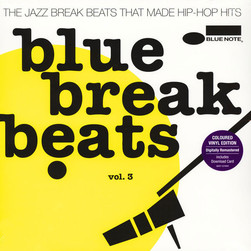 V.A. - Blue Break Beats Volume 3 Yellow Vinyl Edition