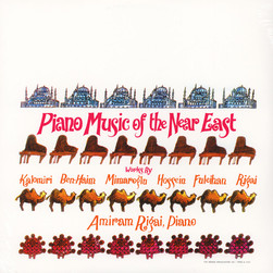 V.A. - Piano Music Of The Near East
