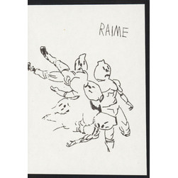 Raime - Our Versions Of Their Versions