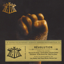 IAM - Revolution Limited Deluxe Edition