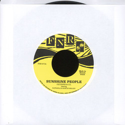 Gillespie & Co. - Sunshine People Feat. Raphaelia & Martin Melody / Dorothy's Groove