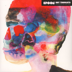 Spoon - Hot Thoughts Red Vinyl Edition