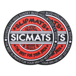 Sicmats - Wax design Slipmat
