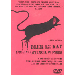 King Adz Film presents - Blek Le Rat - Original stencil pioneer