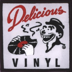 Delicious Vinyl - Logo Patch