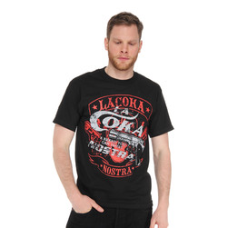 La Coka Nostra - Vintage Series Distressed T-Shirt