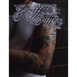 Graffiti Tattoo - Volume 2 Hardcover