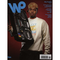 Waxpoetics - Issue 51 - An All Hip-Hop Issue - Nas / Danny Brown Cover