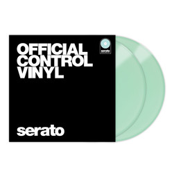 Serato - Control Vinyl Performance Series GLOW IN THE DARK