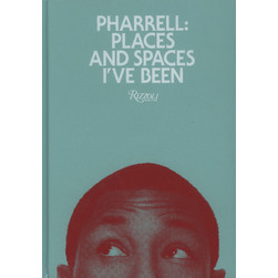Pharrell Williams - Places and Spaces I've Been Green Cover