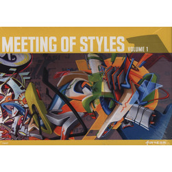 Meeting Of Styles - Volume 1 Hardcover